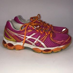 Asics Gel-Evate Women's Running Shoes Size 11 Pink